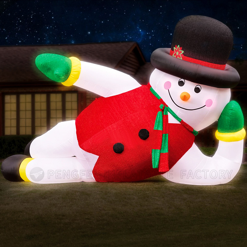 giant inflatable christmas outdoor yardindoor decoration blow up for sale